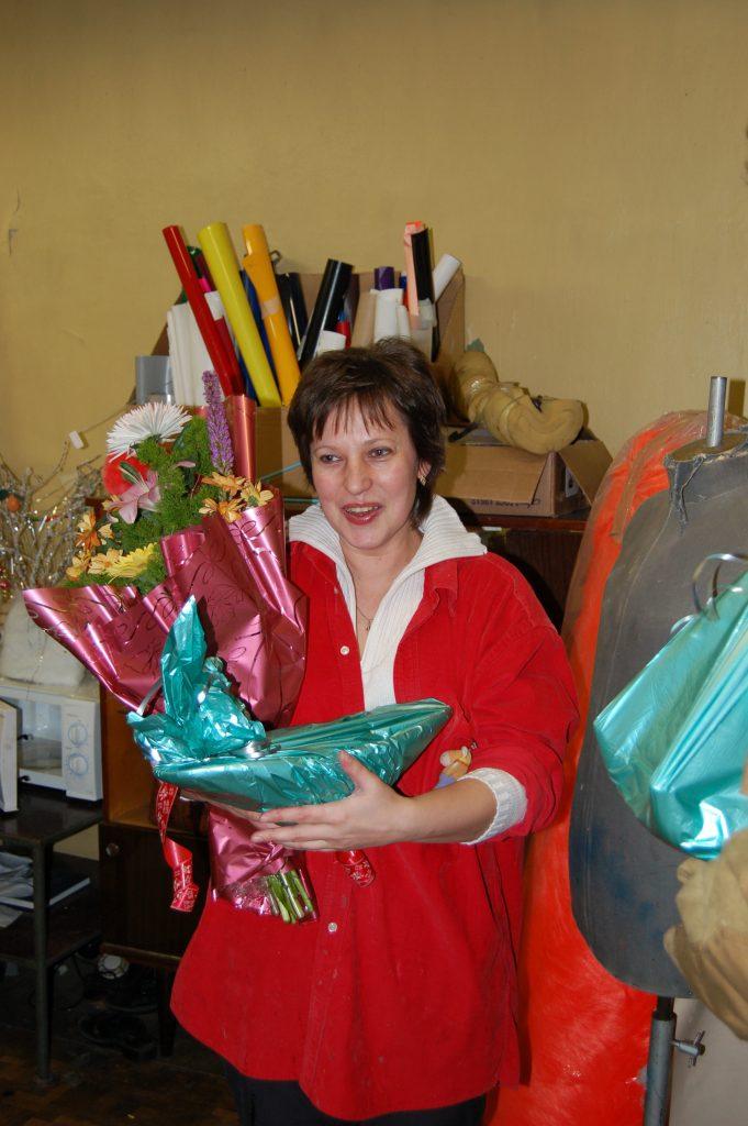 Калинкина Татьяна Евгеньевна, художник-бутафор